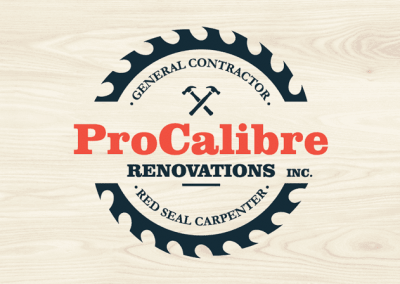contractor logo design North Okanagan